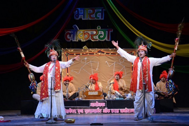 PHOOL SINGH – NAUTANKI (SWANG) – 20th Bharat Rang Mahotsav 2019